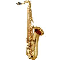 Saxo Tenor Yamaha Yts-480 Yts480 Lacado Oro Artemusical