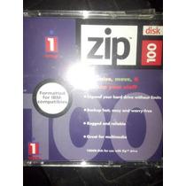 6 Zip Disk. Si Es Vendedor En Ml No Tome De Referencia Este