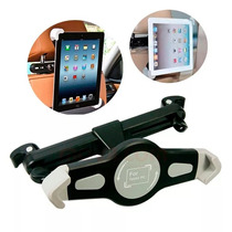 Soporte Tablet Autos Apoya Cabeza Universal 7,8,9,10 Inch