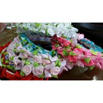 Vinchas De Flores