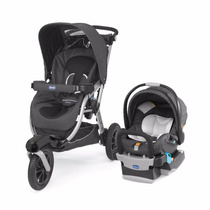 Coche Travel System Chicco Activ3 Duo Huevito+base