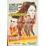 Afiche De Cine Jandro - Alfredo Alcon, Frank Braña - 1965