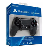 Joystick Sony Ps4 Original Modelo V2 Dualshock Black