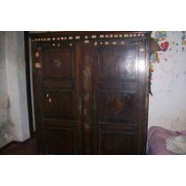 Ropero antiguo usado roperos en muebles antiguos en Mercadolibre argentina muebles usados