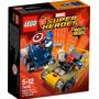Lego Súper Héroes Marvel 76029 76064 76065 Spiderman Iron Ma