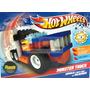 Rasti Hot Wheels Monster Truck Original Tv C/ Guía De Armado