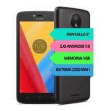 Celular Motorola Moto C 4g 8gb Android 7 Liberado Gtia Ofic