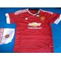 Camisetas Manchester United Temporada 2015/16 Con Short