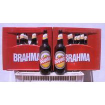 Cajones De Envases De Cerveza