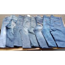 Jeans Lote 150 Unidades Surtido Dama (levi's - Lee Y Más)