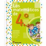 Los Matemáticos De 4 - Santillana