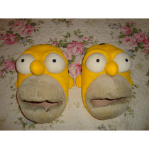 Pantuflas Simpson, Estado Espectacular