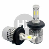 Kit Led Cree H1 H3 H7 H11 6ta Generacion 16000 Lm +2led Free