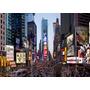 Cuadro De New York En Tela Canvas Sobre Bastidor, 140x93