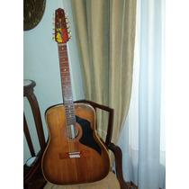 Guitarra Acústica Pantera Yakim De 12 Cuerdas
