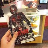 Marvel Ant-man Hombre Hormiga Imax Ticket Plastico Entrada