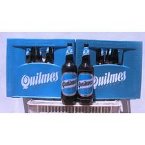 Cajones De Envases De Cerveza Quilmes