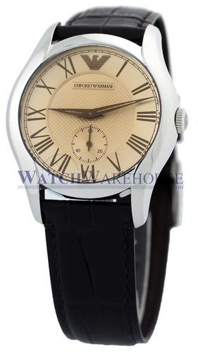 dd2bc29961a Reloj Armani Unisex Clásico Ar1709 A Pedido 12 Cuotas