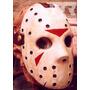 Máscaras Látex Jason Terror Disfraz Halloween
