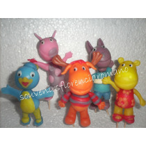 Backyardigans De Porcelana