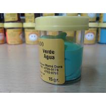 Pigmentos Para Porcelana Verde Agua, Peque Gustos