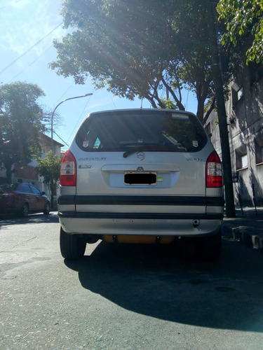 Chevrolet Zafira 20 Gls Con Gnc Bajo Chasis Lans Provincia De