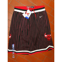 Short Nba Chicago Bulls Retro
