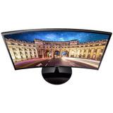 Monitor Led Curvo 24 Samsung Full Hd 1080 Super Slim Xellers