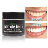 Teeth Whitening Blanqueador Dental Carbón Coco 100% Original