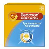 Redoxon Triple Acción 30 Comp Efervescentes Vitamina C