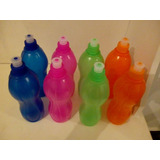 Botella Plastica Con Pico Souvenir Deportes