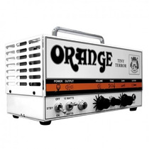 Cabezal De Guitarra Orange Tiny Terror Tt 15h - 15w