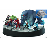 Disney Infinity Marvel Super Heroes Collector Edicion Base