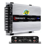 Potencia Amplificador Taramps Ts 400x4 400w Rms 4 Ch Digital