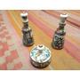 Alhajero Y Perfumeros Perfume Porcelana Oriental China Oro