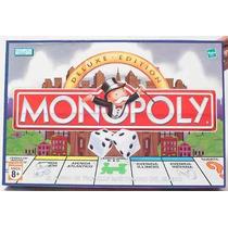 Monopolio De Lujo - Juego Original Monopolio