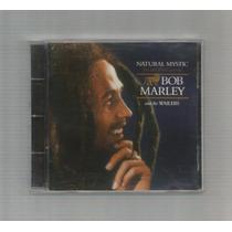 Bob Marley Natural Mystic Cd