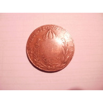 Moneda Antigua Imperio De Brasil - 1830