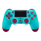 Joystick Sony Dualshock 4 Berry Blue