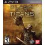 Clash Of The Titans Ps3 Furia De Titanes Original Nuevo