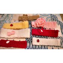 Vincha Tejida A Crochet
