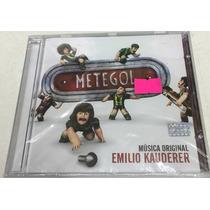 Cd Metegol Música Original Nuevo + Cd Sueña Conmigo Nuevo