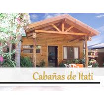 Cabañas De Itati / Cataratas / Iguazu / Alquiler Temporario