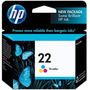 Cartucho Hp 22 Color Original F380 F4180 1410