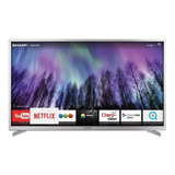Tv Led Smart 50 Full Hd Sharp Sh5016mfi