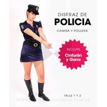 Disfraz De Policía - Despedida De Soltera T2