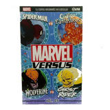 Marvel Vs Nº 05  Spiderman Vs Los Cuatro Fantasticos