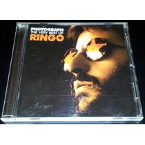 Ringo Starr (cd) Photograph (arg) Exitos Hits Promo Beatles