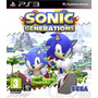 Sonic Generations Ps3 Digital | Juego Ps3 Para Chicos Choko