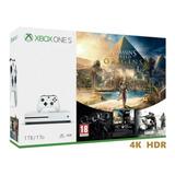 Consola Xbox One S Microsoft 500gb  R6 Y Assassins Creed Ori